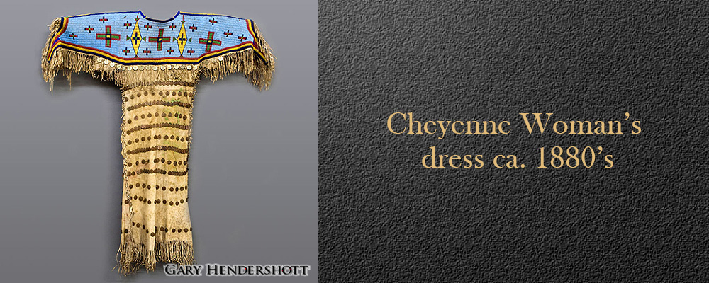 Cheyenne Woman's Dress