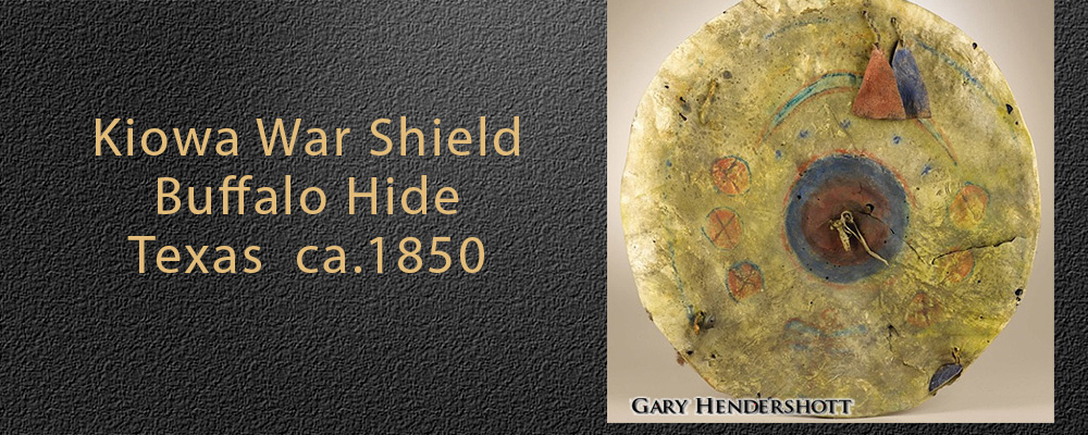 Kiowa War Shield