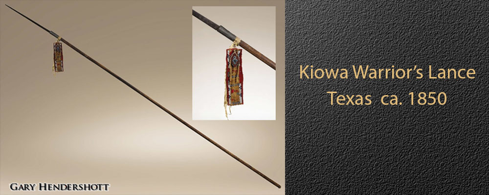 Kiowa Warrior's Lance