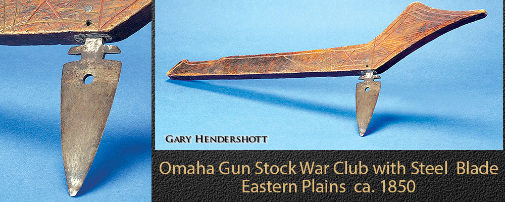 Omaha Gun Stock War Club