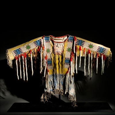 01 Sioux Chief War shirt