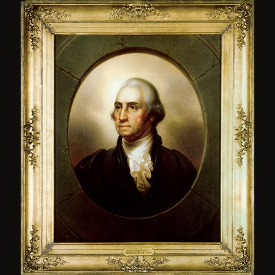 W06 Portrait by Rembrandt Peale