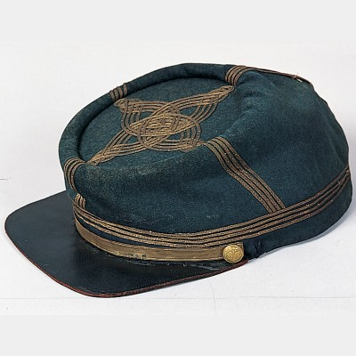 07 Confederate General's kepi
