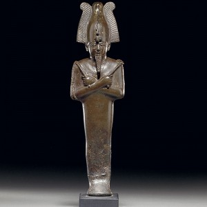 11 Egyptian Statue Of Osiris