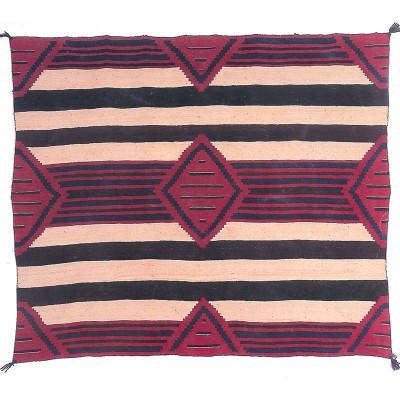 13 Navajo Chief's blanket