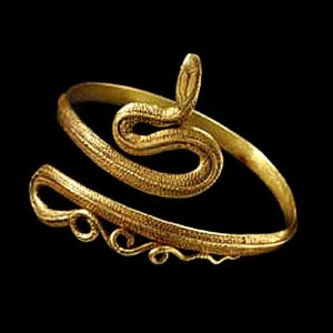 14 Greek Egyptian Bracelet