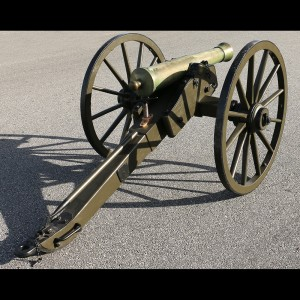 C08 Ames Mountain Gun